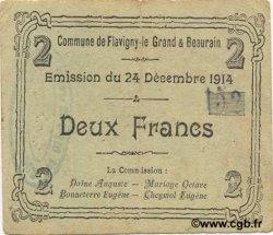 2 Francs FRANCE régionalisme et divers  1914 JP.02-0872 TTB