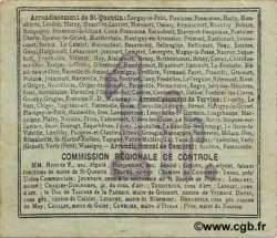 1 Franc FRANCE régionalisme et divers  1916 JP.02-0893.SQG TTB