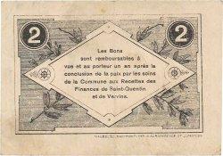 2 Francs FRANCE régionalisme et divers  1917 JP.02-0894.SQG TTB