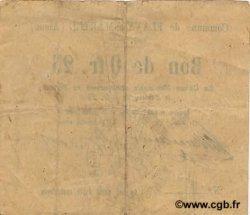 25 Centimes FRANCE régionalisme et divers  1915 JP.02-0895 TTB