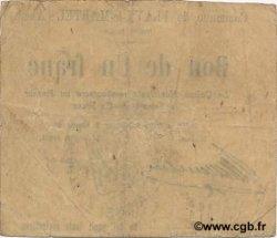 1 Franc FRANCE régionalisme et divers FLAVY LE MARTEL 1915 JP.02-0897 TTB
