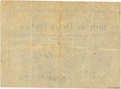 2 Francs FRANCE régionalisme et divers FLAVY LE MARTEL 1915 JP.02-0898 TTB