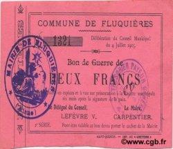 2 Francs FRANCE régionalisme et divers  1915 JP.02-0910 TTB+