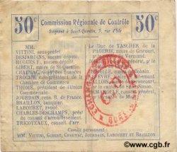 50 Centimes FRANCE régionalisme et divers FONSOMME 1916 JP.02-0937.BRU TTB