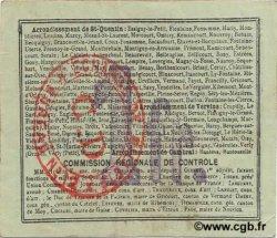 1 Franc FRANCE régionalisme et divers  1916 JP.02-0938.SQG SUP