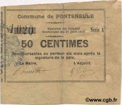 50 Centimes FRANCE régionalisme et divers  1915 JP.02-0961 TTB