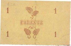 1 Franc FRANCE régionalisme et divers FORESTE 1915 JP.02-0984 TTB