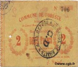 2 Francs FRANCE régionalisme et divers  1915 JP.02-0985 TTB