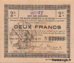 2 Francs FRANCE régionalisme et divers GOUY 1916 JP.02-1075.SQG SUP