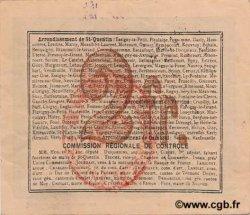 2 Francs FRANCE régionalisme et divers  1916 JP.02-1075.SQG SUP