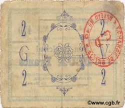 2 Francs FRANCE régionalisme et divers  1915 JP.02-1080 TB+