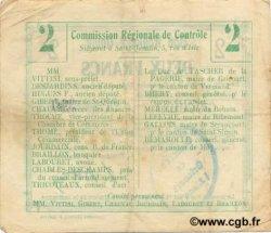 50 Centimes FRANCE régionalisme et divers  1916 JP.02-1085.BRU TB