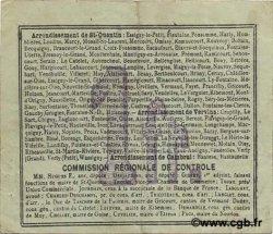 1 Franc FRANCE régionalisme et divers  1916 JP.02-1101.SQG TTB