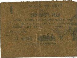 1 Franc FRANCE régionalisme et divers  1915 JP.02-1102 TTB+