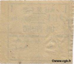 1 Franc FRANCE régionalisme et divers  1915 JP.02-1116 pr.SUP