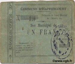 1 Franc FRANCE régionalisme et divers  1914 JP.02-1135 TB+