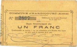 1 Franc FRANCE régionalisme et divers  1915 JP.02-1145 TB