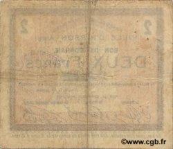 2 Francs FRANCE régionalisme et divers HIRSON 1915 JP.02-1179 TB+