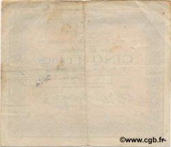 5 Francs FRANCE régionalisme et divers  1915 JP.02-1183 TTB