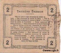 2 Francs FRANCE régionalisme et divers HIRSON 1917 JP.02-1196 SUP