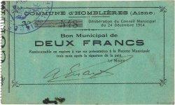 2 Francs FRANCE régionalisme et divers  1914 JP.02-1218 TTB