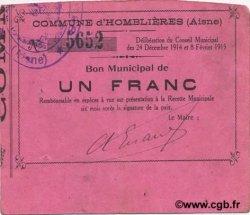 1 Franc FRANCE régionalisme et divers  1915 JP.02-1221 TTB