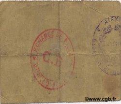 50 Centimes FRANCE régionalisme et divers LANDIFAY ET BERTAIGNEMENT 1915 JP.02-1261 TTB