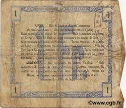 1 Franc FRANCE régionalisme et divers  1915 JP.02-1302 pr.TB