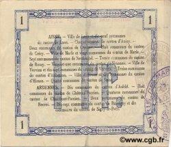 1 Franc FRANCE régionalisme et divers  1915 JP.02-1302 SUP