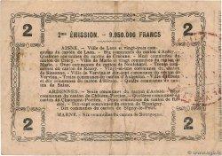 2 Francs FRANCE régionalisme et divers  1916 JP.02-1310 TB+