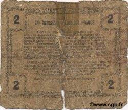 2 Francs FRANCE régionalisme et divers LAON 1916 JP.02-1310 AB