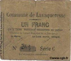 1 Franc FRANCE régionalisme et divers  1915 JP.02-1321 TB