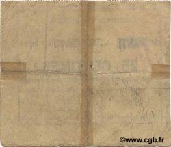 25 Centimes FRANCE régionalisme et divers LEME 1915 JP.02-1332 TB