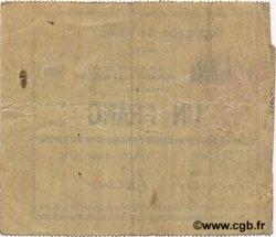 1 Franc FRANCE régionalisme et divers  1915 JP.02-1334 TB