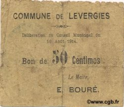 50 Centimes FRANCE régionalisme et divers  1914 JP.02-1371 TB