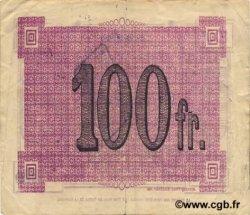 100 Francs FRANCE régionalisme et divers LEVERGIES 1916 JP.02-1377.SQG TTB