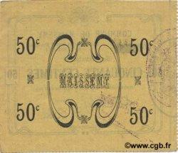 50 Centimes FRANCE régionalisme et divers  1915 JP.02-1419 SPL