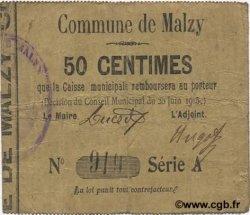 50 Centimes FRANCE régionalisme et divers  1915 JP.02-1422 TB+