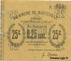 25 Centimes FRANCE régionalisme et divers  1915 JP.02-1444 TTB