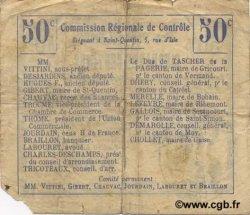 50 Centimes FRANCE régionalisme et divers  1916 JP.02-1558.BRU TB