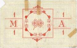 1 Franc FRANCE régionalisme et divers MONTIGNY EN ARROUAISE 1915 JP.02-1587 TB