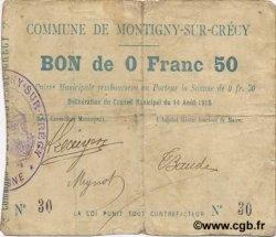 50 Centimes FRANCE régionalisme et divers  1915 JP.02-1594 TB+