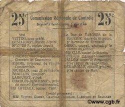 25 Centimes FRANCE régionalisme et divers  1916 JP.02-1611.BRU B+