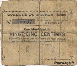 25 Centimes FRANCE régionalisme et divers  1914 JP.02-1620 B+