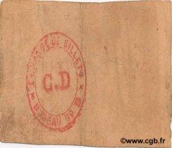 2 Francs FRANCE régionalisme et divers NAUROY 1914 JP.02-1623 TTB