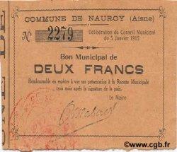 2 Francs FRANCE régionalisme et divers  1915 JP.02-1625 TTB+