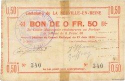 50 Centimes FRANCE régionalisme et divers  1915 JP.02-1641 TB