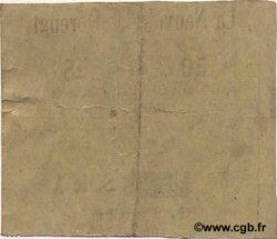 50 Centimes FRANCE régionalisme et divers  1915 JP.02-1646 TTB