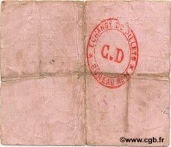 50 Centimes FRANCE régionalisme et divers NOUVION LE COMTE 1915 JP.02-1695 B+