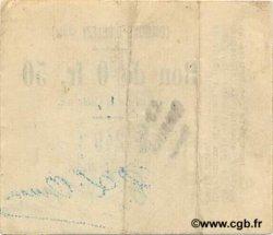 50 Centimes FRANCE régionalisme et divers OLLEZY 1916 JP.02-1714v TTB+